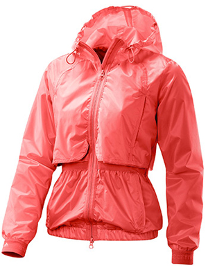 adidas women's run nylon jacket