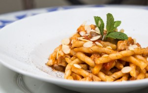 """'Plus One called it """"Pasta with Bottle"""" and loved it'"""
