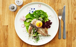 'Tania Steytler uses the freshest ingredients for her take on Denmark's famous open-faced sandwiches'