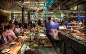 'ROKA is the place to bring the food snob who values substance over style'