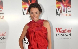 Anna Friel at the Vue, Westfield