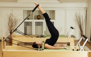 Absolute Pilates Plus reformer