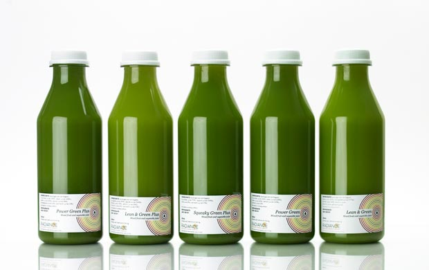 Radiance juice cleanse