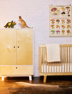 Sparrow crib roomsetting