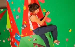 Bouldercise at Westway Sports Centre
