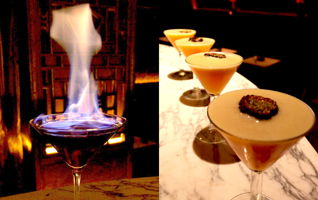 The Opium Den Bar Launches At Nam Long Le Shaker West London Living