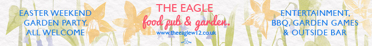 THE EAGLE_EASTER WEEKEND